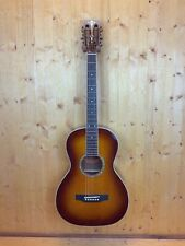 CRAFTER PLT 8 VTG PARLOUR PARLOR GITARRE GUITAR SMALL 000 SIZES SUNBURST FICHTE