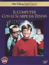 Il Computer Con Le Scarpe Da Tennis (1969) DVD