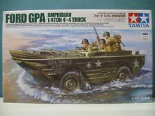 New listing Tamiya 1/35 Ford Gpa Amphibian 1/4 Ton 4x4 Truck #35336