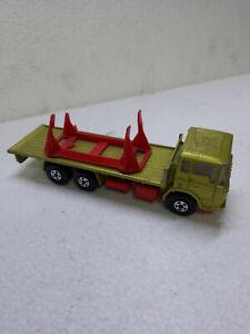 matchbox Lesney superkings K-13/20 daf truck with load rack [ hard to find