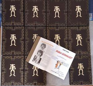 Collection ROMBALDI, intégrale Lucky Luke x12 - TTBE