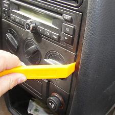 4pcs Auto Car Radio Panel Door Clip Panel Trim Dash Audio Removal Installer Pry