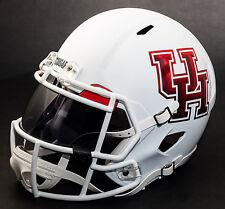 HOUSTON COUGARS NCAA Authentic GAMEDAY Football Helmet w/ OAKLEY Eye Shield
