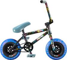 Rocker 3+ Freecoaster Crazy Main Splatter Mini BMX Bike
