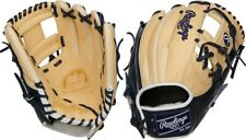"Rawlings PROSNP4-2CN 11.5"" PRO Preferred Baseball Glove Infield Pro I Web"
