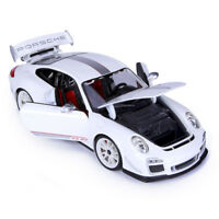 1:18 Porsche Gt3 Rs 4.0 Diecast Model Bburago