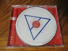 30 THIRTY SECONDS TO MARS THIS IS WAR CD OPENED IN NEAR MINT CONDITION
