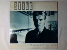 STING The dream of the blue turtles lp ITALY POLICE BRANFORD MARSALIS