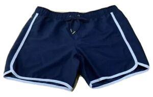 Ladies size 18 Navy Blue TARGET Board Shorts / Swim Bathers *BNWT* NEW