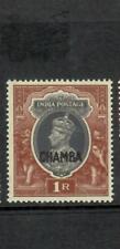 INDIA CHAMBA  (PP1403B)  KGVI   1R  SG102   MNH