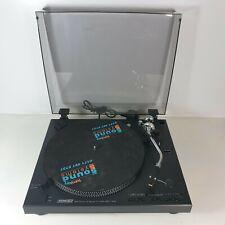 Soundlab DLP1600 Belt Drive Professional DJ Desk Turntable