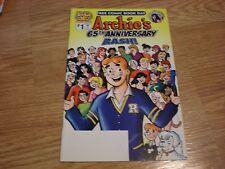 Archie's 65th Anniversary Bash (2006) Free Comic Book Day Rare!