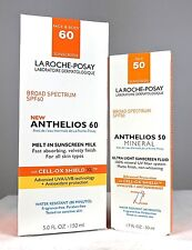 La Roche-Posay Anthelios 60 Melt-In Sunscreen Milk, 5 fl oz (+ Mineral SPF 50)
