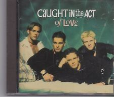 Caught In The Act-Of Love cd album