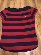 Ralph Lauren By Polo Jeans Co Ladies Top Size M