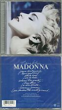 CD - MADONNA : TRUE BLUE ( NEUF EMBALLE - NEW & SEALED )