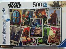 Brand New Ravensburger 500 Piece Jigsaw Puzzle - STAR WARS, THE MANDALORIAN
