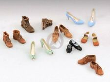 Royal Model 1/35 Assorted Shoes for Men Women & Children (8 pairs) [Diorama] 787
