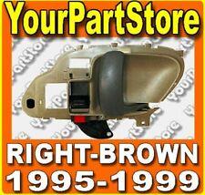 95 96 97 98 CHEVY GMC TRUCK 95-99 Suburban TAHOE INSIDE DOOR HANDLE Right BROWN