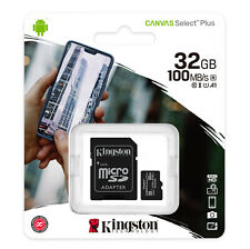 32GB Micro SD Tarjeta de Memoria para Samsung Galaxy S10 Teléfono Móvil