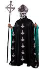 Trick Or Treat Ghost Papa Emeritus II Metal Adult Robe Halloween Costume TTGM117