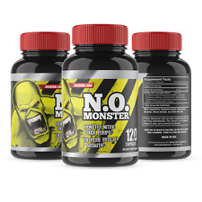 Nitric Oxide Extreme Complex 3050 mg L-Arginine AAKG capsules 240 Pills