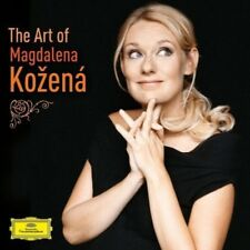 Art Of Magdalena Kozena - Magdalena Kozena (2013, CD NIEUW)2 DISC SET