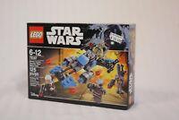 LEGO 75167 Star Wars Bounty Hunter Speeder Bike Battle Factory Sealed (Retired)