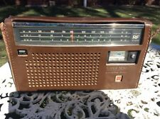 VINTAGE National Panasonic SUPER SENSITIVE TRANSISTOR RADIO