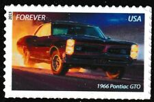 US 4744 Muscle Cars 1966 Pontiac GTO forever single MNH 2013