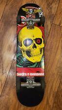 2010 Powell Peralta Complete Ripper Skateboard Bullet trucks Daddies wheels Vtg