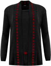 Damen-Pullover mit mittlerer Strickart aus Polyester in Größe 46