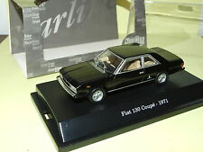 FIAT 130 COUPE Noir 1971 STARLINE