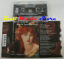 MC MARIO CASTELNUOVO Signorine adorate 1996 GIUNGLA 74321335164 no cd lp dvd vhs