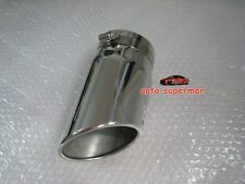 Chrome Exhaust Muffler Tip Pipe For Jeep Grand Cherokee 2011 2012 11 12 +