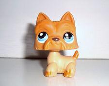 FIGURINE PETSHOP LITTLEST PET SHOP CHIEN DOG  PERO SCOTISH TERRIER