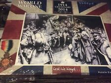 WORLD WAR ONE 1914-2014 CENTENARY 1000PC PUZZLE BRAND NEW AND SEALED/