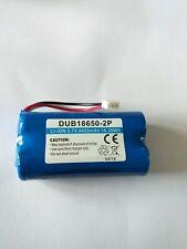 3 X DUB18650-2P RECHARGEABLE 3.7V 4400mAh 16.28Wh Battery Pack UK seller
