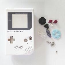 OEM White New Full Housing Shell for Nintendo For  Gameboy Classic DMG-01