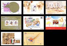 China Macau Macao Sc# 806 811 816 819b 824 833 843 848 1996 8 Souvenir Sheets