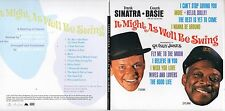 Frank SINATRA & Count BASIE It Might As Well Be Swing - Gatefold Card Sleeve CD
