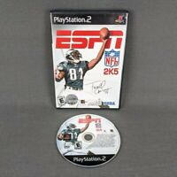 ESPN NFL 2K5 Sony PlayStation 2 PS2 2004 Video Game - No Manual