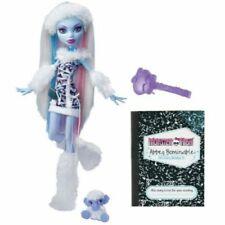 Mattel Monster High Abbey Bominable Doll Set (V7988)