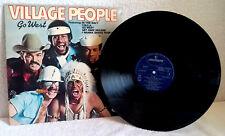 VILLAGE PEOPLE - GO WEST-1979- VINYL-Go West-Y.M.C.A.-In The Navy-Disco-EX-/EX
