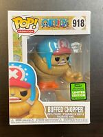 Funko POP One Piece Buffed Chopper #918 ECCC Exclusive IN HAND