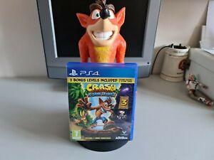 Crash Bandicoot N-Sane Trilogy Playstation 4 PS4 PAL