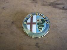 Alfa Romeo GTV V6 2.5 1984 original badge