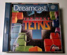 The Next Tetris (Dreamcast / DC / PAL / komplett)