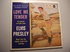ELVIS PRESLEY EP Love Me Tender EPA- 4006 Germany