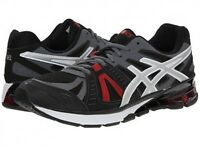 NEW MENS ASICS GEL-DEFIANT 2 RUNNING/TRAINING SHOES 10.5/EU 44.5 AUTHENTIC BLACK
